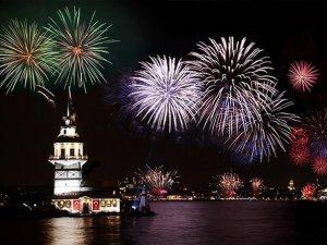 Yeni yıl kutlamaları ülkelerin kültürünü yansıtıyor