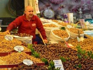 İstanbulfiyatlarındaperakende%0,14 azaldı, toptan%0,58 arttı