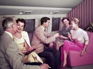 Uçaklarda sigara içmek yasak neden hala küllükler var?