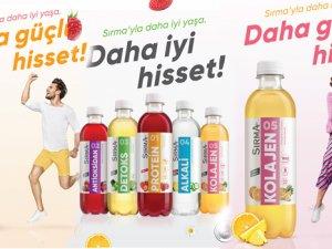 Sırma'dan Türkiye'ye yeni lezzet:Fonksiyonel içecek ailesi