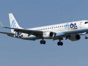İngiliz hava yolu şirketi Flybe'nin satışı için görüşmeler başladı
