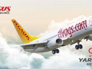 Pegasus'un 'Yarınlara Uçuyoruz Projesi' başladı