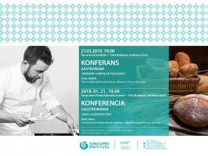 Macaristan'da Anadolu mutfak kültürütanıtılıyor
