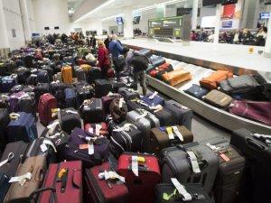 Atatürk Havalimanı'nda bagaj simsarları