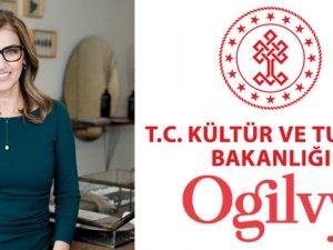 Kültür ve Turizm Bakanlığı, Ogilvy İstanbul'u seçti