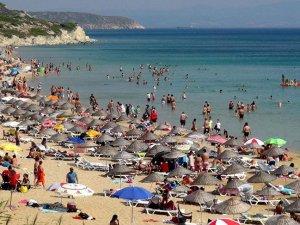 Türkiye'ye gelen yabancı sayısı 24 milyon 693 bin 886 oldu
