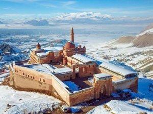 Doğubayazıtİshak Paşa Sarayı2018'i rekorla kapattı