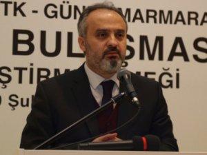 Alinur Aktaş: Bursa'nın turizm çıtası daha da yükselecek