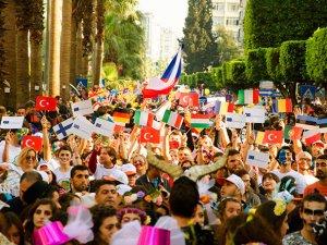 Adana Portakal Çiçeği Karnavalı 7'nci yılını kutluyor