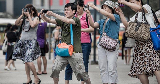 Çin'den Türkiye'ye gelen turist sayısı 1 milyona ulaşabilir