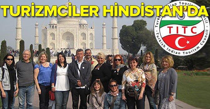 TITC, 12. kez Hindistan'da 6 şehirde Türkiye'yi tanıtıyor