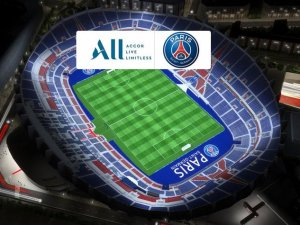 Accor, Paris Saint-Germain kulübünün forma sponsoru