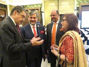 Büyükelçi Torunlar: Hindistan ile turizmde işbirliklerimiz büyüyor