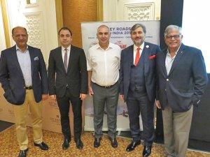 Haydarabad'da İndigoAir'in Türkiye uçuşu heyecanı