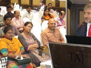 Türk turizmciler Hindistan'ın 'Otomobil Başkenti' Chennai'de