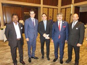 TITC ile Türkiye, Hindistan'a yeniden güçlü şekilde döndü