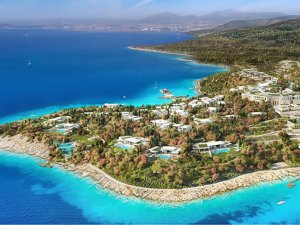 Four Seasons'ın Akdeniz seferinde son durak Bodrum