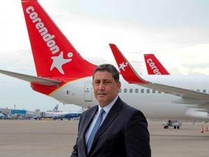 Corendon Airlines 2018'den umutlu