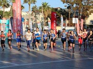 Marmaris ''Sportif Kent'' olma özelliğini sürdürüyor