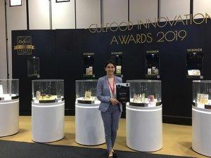 Dubai'de 'En İnovatif Sağlıklı Gıda Ödülü'Duru Bulgur'a geldi