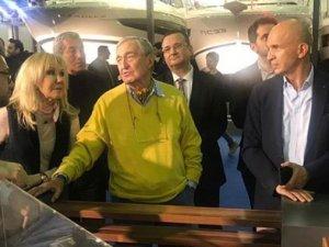 CNR Avrasya Boat Show'u 73 bin 376 kişi ziyaret etti