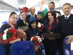 Hintli IndiGo Havayolu İstanbul uçuşlarına başladı