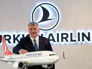 THY Genel Müdürü Ekşi: İstanbul Havalimanı'nda 405 bini geçtik
