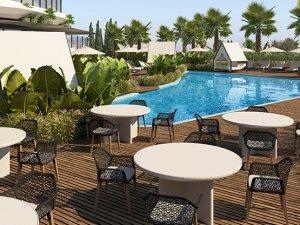 Marriott Grubu'nun lüks oteli Reges, Çeşme'de açılıyor