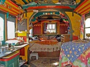 Karavanınızı dilediğiniz şekilde dekore edebilirsiniz