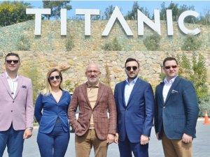 Pina Ada'sında,Titanic Deluxe Bodrum sezonu açtı