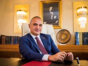 Bakan Ersoy: Türkiye, turizmde 2023 hedeflerine ilerliyor