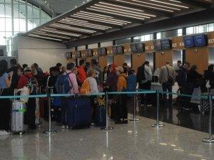 THY'den İstanbul Havalimanı'nda en fazla yolcu