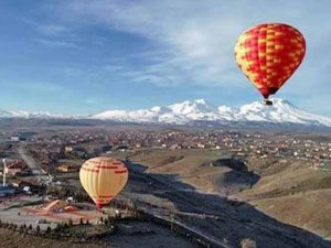 Turistlerin balon turunda yeni adresi Ihlara Vadisi