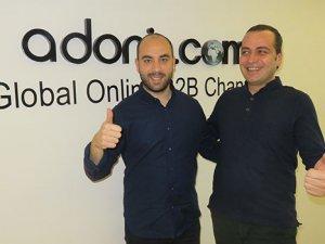 Otelciliğin önemli ismi Yiğit Doğan, Adonis.com Dubai'de