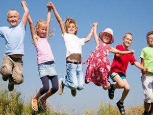 Türkiye'nin yüzde 28'i çocuk nüfusuna sahip bulunuyor