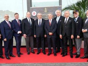 Türk Denizcilik Tarihi MonacoYat Kulübü'nde sergilendi