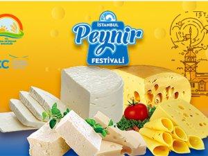 İstanbul Peynir Festivali'nde üreticiler buluştu