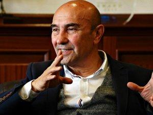 Tunç Soyer Akdeniz Birliği projesi için ilk adımı attı