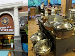 Hoşdere'de kuzinede pişen Karadeniz lezzetleri keyfi
