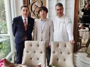 """Matbah Restaurant """"Saray Mutfağı""""nı Japonya'da tanıtacak"""