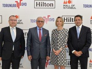 Torunlar GYO'danMall Of İstanbul'a Hilton oteli geliyor