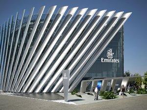 Emirates,Expo 2020 Dubai'deki fuar alanını tanıttı
