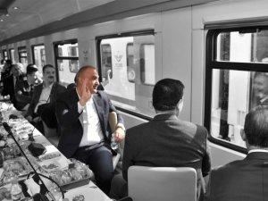 Kültür ve Turizm Bakanı Ersoy: Hedefimiz 'tren turizmi'