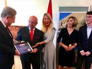 Halil Tuncer ile 'Türkiye'nin büyüsü' Oslo'da sergilendi