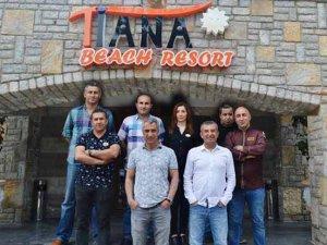 Tiana Beach Resort yeni sezona 'merhaba' dedi