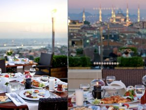 BW Plus The President Hotel'de İftar Vakti…