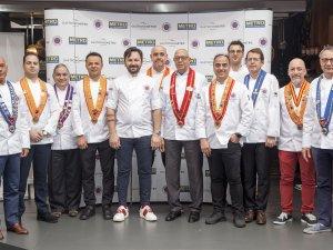 Gastronometro, Genç Şeflerin Yarışması'na ev sahipliği yaptı!