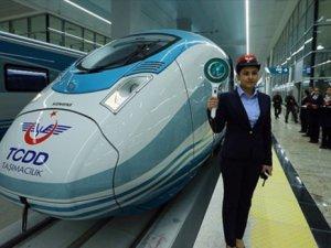 Bakan Arslan: YHT'ler 40 milyon yolcu taşıdı
