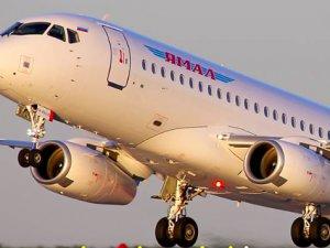 Yamal Havayolları, SSJ100 uçak siparişlerini iptal etti