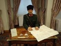 Atatürk'ün planlarını yaptığıŞişli'deki 'Atatürk Müzesi'